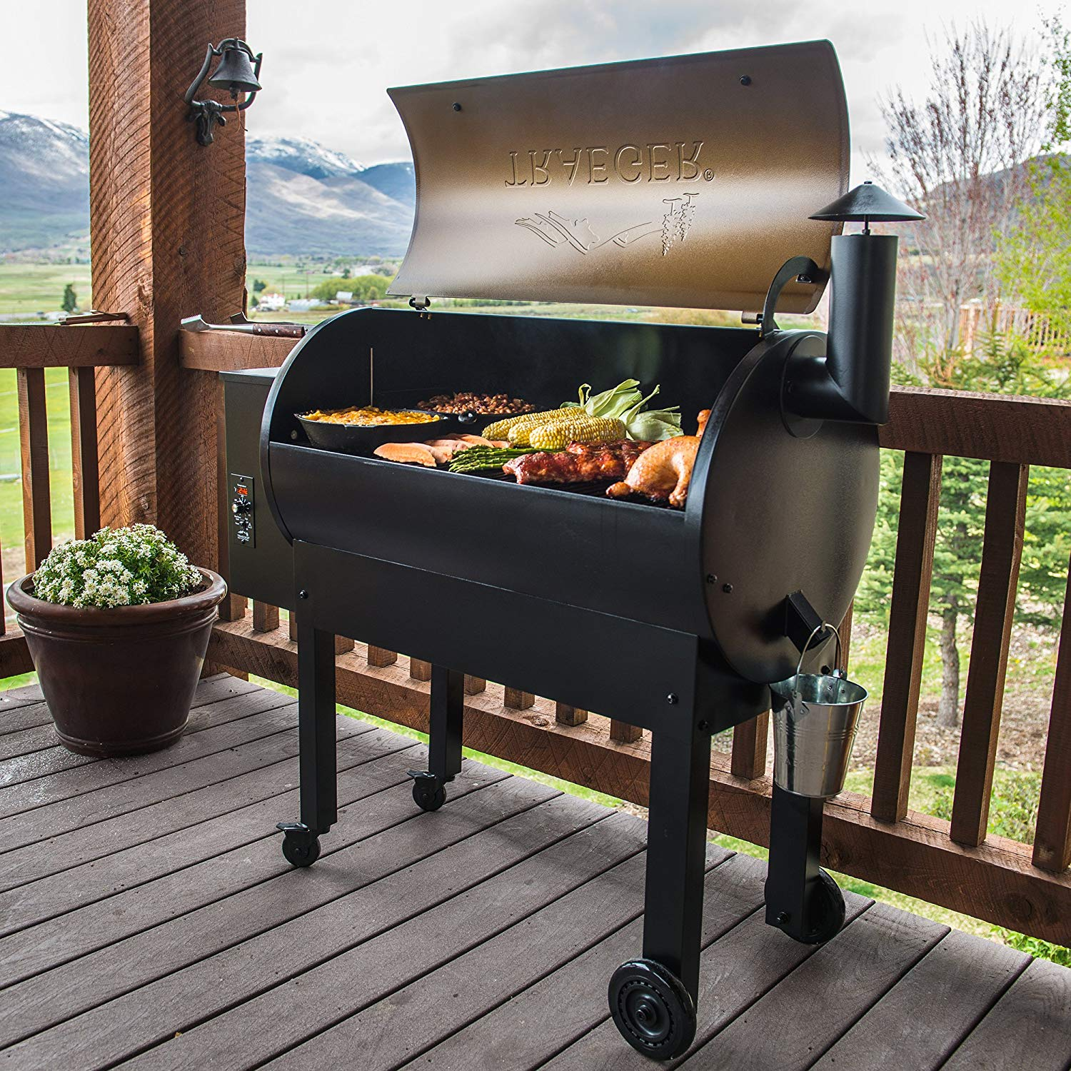 Trager vs Green Mountain Grills