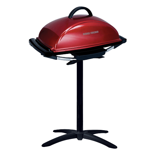 George Foreman 12 Service Indoor/Outdoor Electric Grill