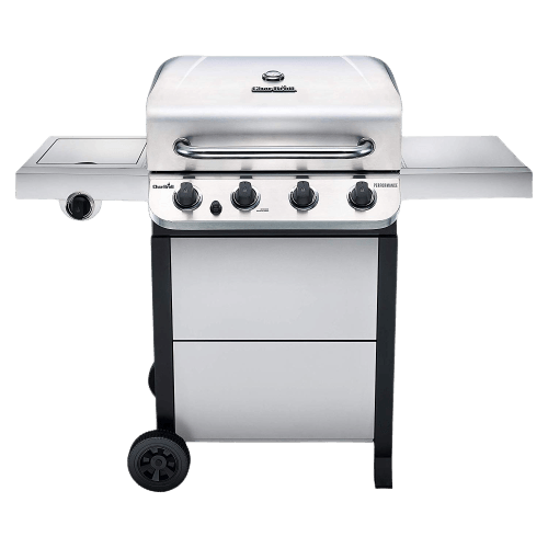 Char Broil Stainless Steel Gas Grill