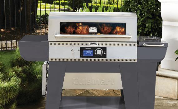 cuisinart woodcreek pellet grill